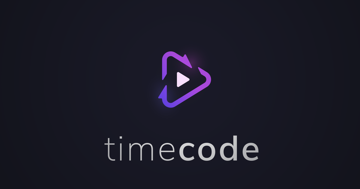 TimeCode Live
